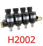 HANA H2002 Rail Injectors