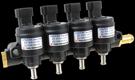 HANA H2002 LPG CNG Autogas Propane Injectors Rail