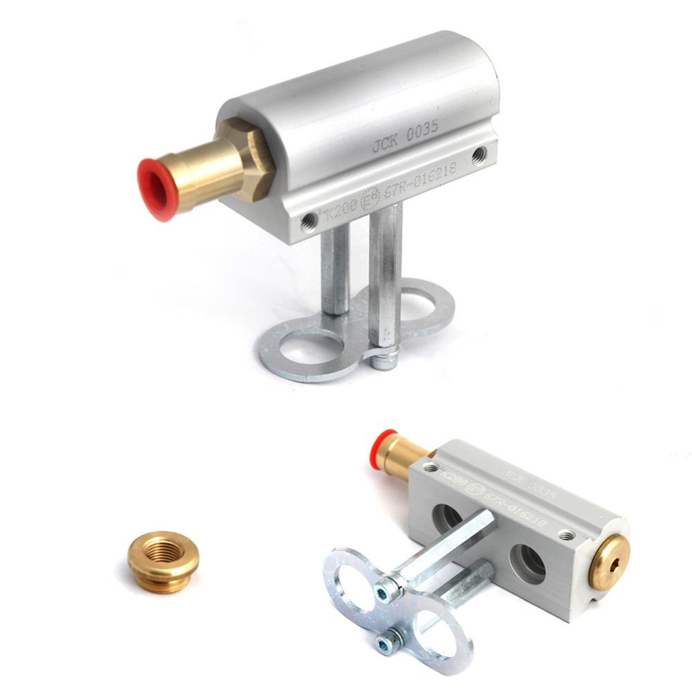 2 cylinders, hana, injector, rail, housing, distributor