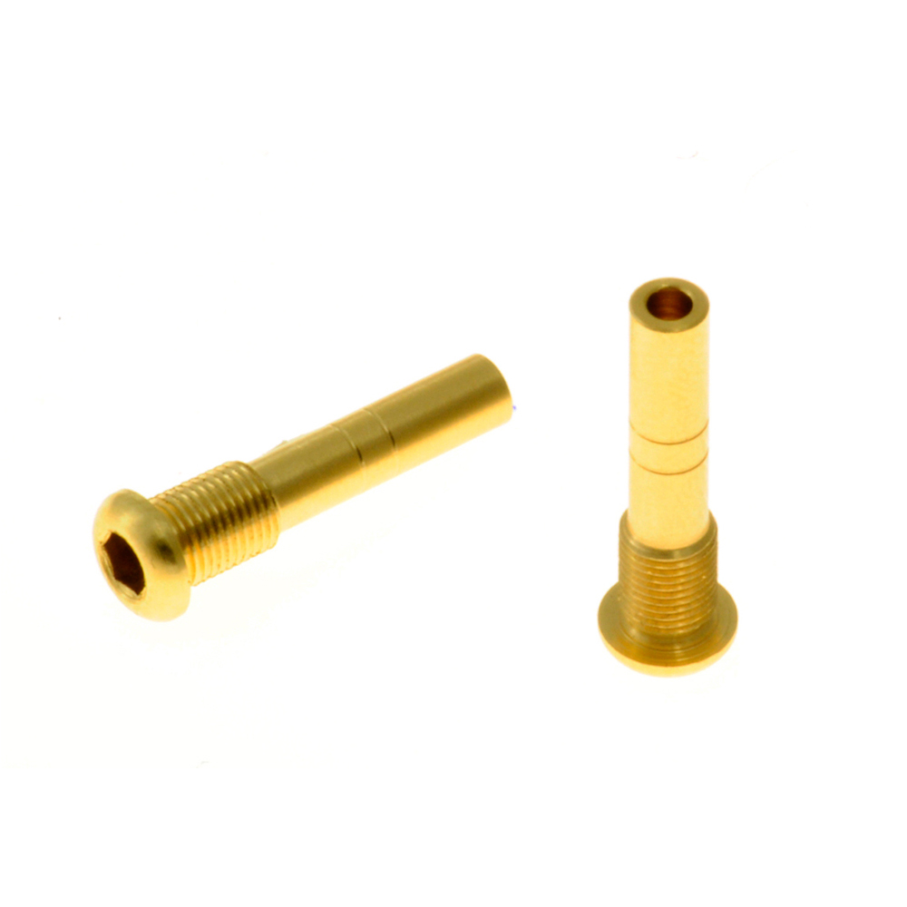 HANA Gold 2-1mm two stripes injector calibration nozzle